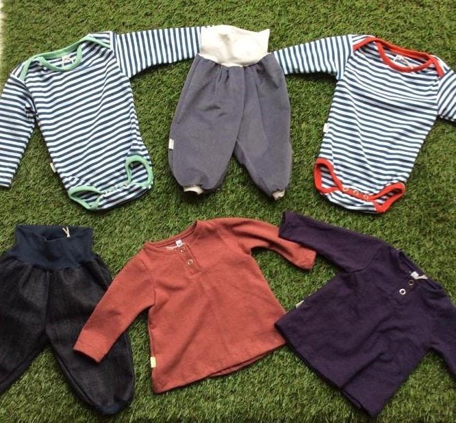 Babyfabrikken økologisk babytøj